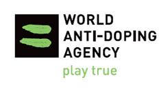 世界アンチ・ドーピング機関 World Anti-Doping Agency ロゴ