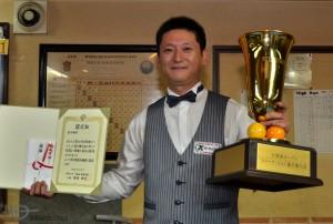 2014 関東選手権-2(提供:Billiards Days:小林 亨様)