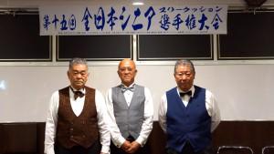 (予選4)NIKKA 1組